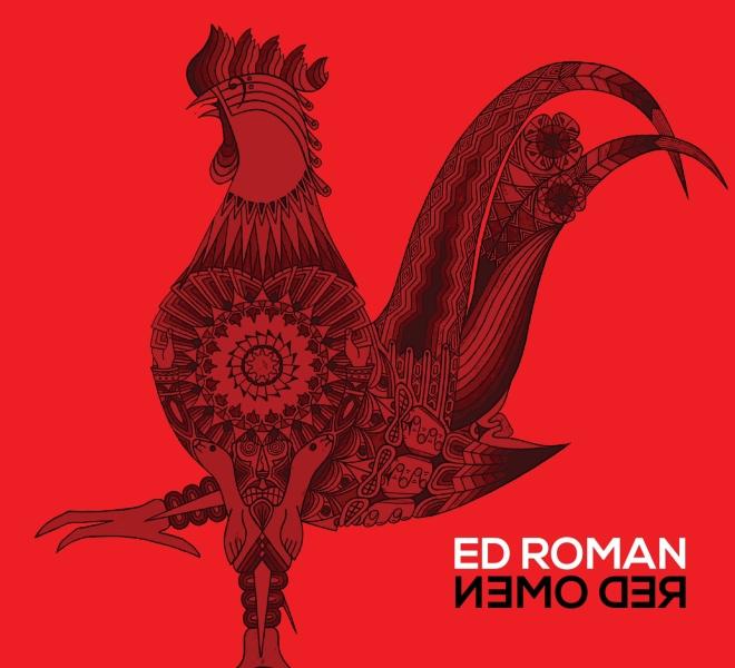 Ed Roman - Red Omen cover
